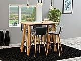 Bartisch Stehtisch Bistrotisch Tisch Holz Esstisch Küche Bar Möbel