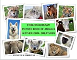 English-Gujarati Picture Book of Animals & Other Cool Creatures