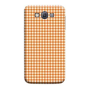 Desicase Samsung A7 Pattern 3D Matte Finishing Printed Designer Hard Back Case Cover (Multicolor)