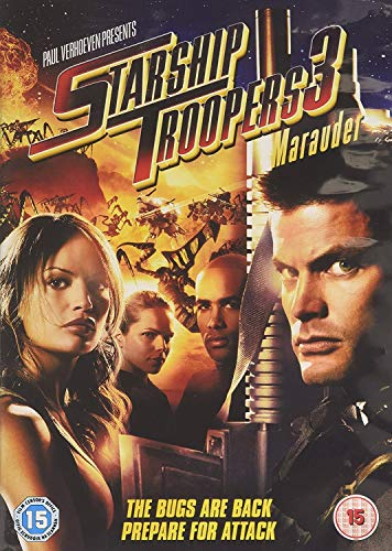Starship Troopers 3: Marauder [UK Import]