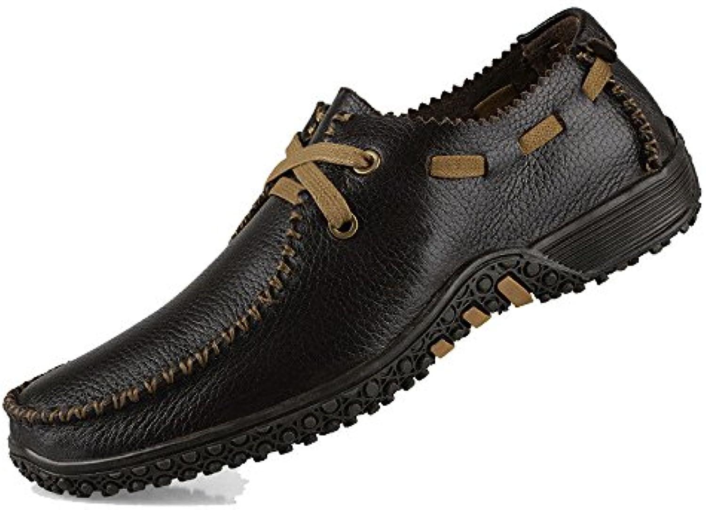 Zapatos Casuales Business Bottom Soft Bottom Flat Bottom Fashion Zapatos De Hombre -