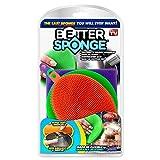 #4: Celebration Gift BETTER SPONGE Silicone Heat Pad 3 Sponges Set