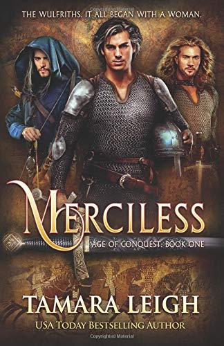 MERCILESS: A Medieval Romance (AGE OF CONQUEST) por Tamara Leigh