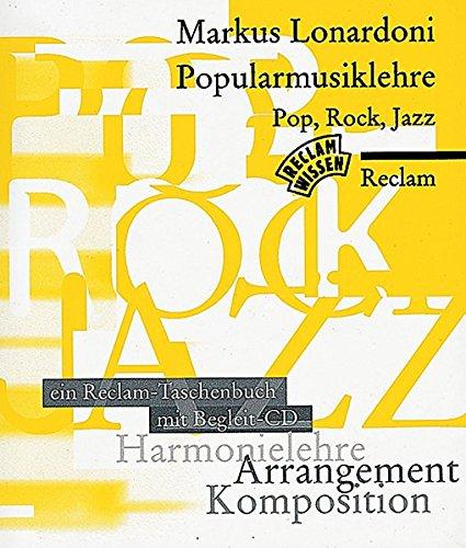 Aufgabe Chr (Popularmusiklehre. Pop, Rock, Jazz: Harmonielehre - Arrangement - Komposition. Ein Reclam-Taschenbuch mit Begleit-CD. Mit Aufgaben und Lösungen. (Reclam Wissen) (Reclams Universal-Bibliothek))