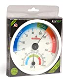 Accutemp Thermo Hygrometer
