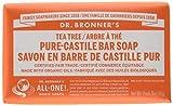Dr Bronners Magic Soap All One Obtt05 5 Oz Tea Tree Dr. Bronner'S Bar Soap by Dr. Bronner's