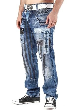 CIPO & BAXX Herren Jeans C-1A115 33/32