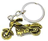 #5: VB Retail Copper Harley Davidson Bullet Antique Bike Keychain