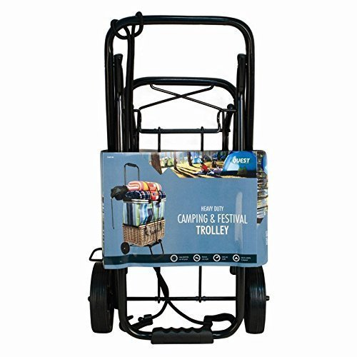 camping-festival-heavy-duty-luggage-trolley-carry-up-to-50kg-with-plastic-grip