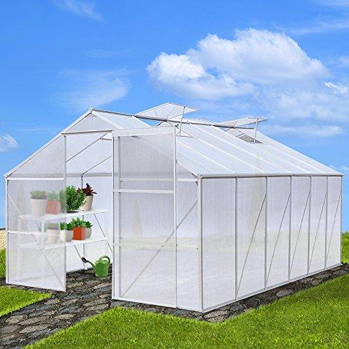 Jago serra orto serra giardino ca. 10 m²