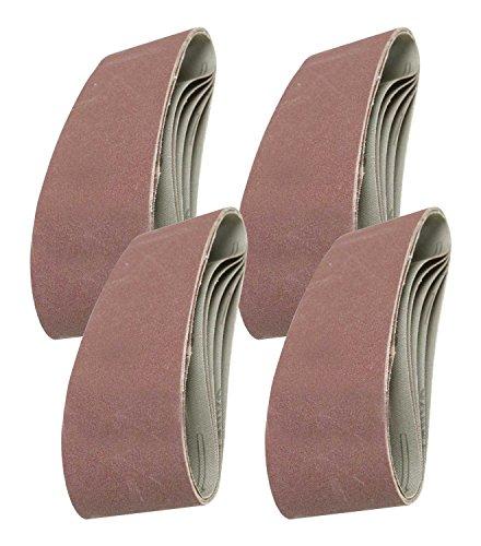 20, 100 x 915 mm, qualità per nastri abrasivi per levigatrice bosch skil 100 x 915 mm, grado 40 g i 60 g/80 g 120 g