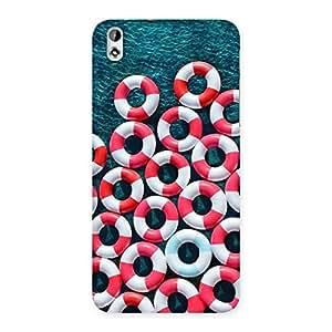 Cute Premium Saving Sea Back Case Cover for HTC Desire 816s