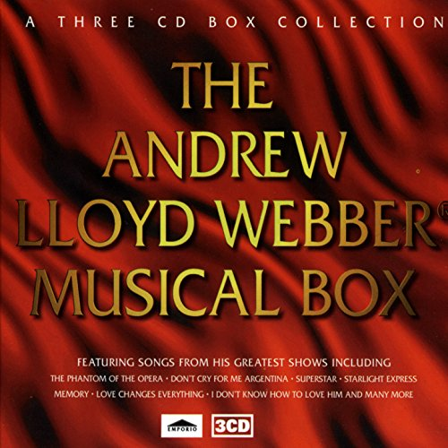 The Andrew Lloyd Webber Musical Box (Instrumental Tribute by Crimson Ensemble)