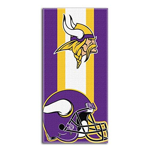 NFL Dallas Cowboys Zone Lesen Strandtuch, violett