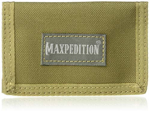 Maxpedition Maxpedition Micro Wallet Khaki (Gear Wallet)