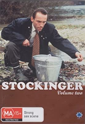 Stockinger (Volume 2) - 2-DVD Set ( The Power of the Dead / Fatal Night / Live Targets / Still Waters / Bows and Arrows / Deadl