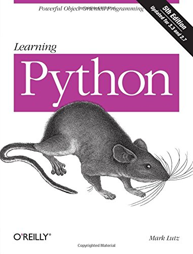 Learning Python por Mark Lutz