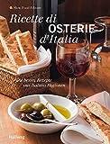 Ricette di Osterie d´Italia: Die besten Rezepte aus Italiens Regionen (Hallwag SlowFood)