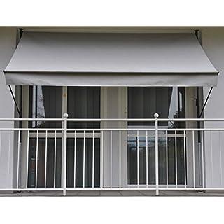 Angerer Klemmmarkise Style Granit 400 cm, 2304/005