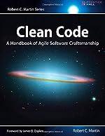 Clean Code - A Handbook of Agile Software Craftsmanship de Robert Martin