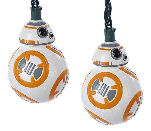 Star Wars VII: The Force Awakens BB-8 Holiday Light Set