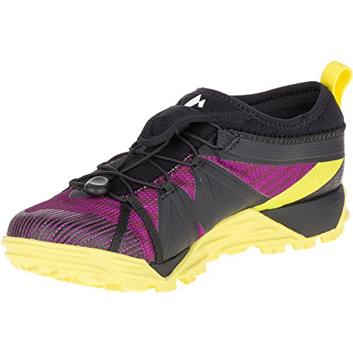 Merrell Avalaunch, Chaussures de Trail Femme Multicolore (Hollyhock)