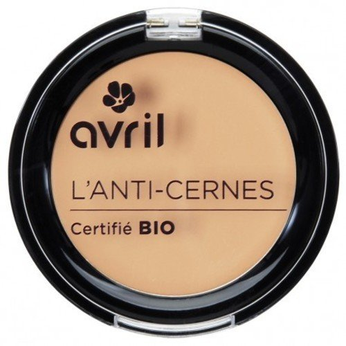 AVRIL - Concealer Certified Bio - NUDE - Cremige und Opaque Textur - Long Term - Vegan - 2,5 g -