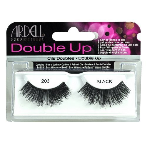 Ardell Double Up #203 Faux Cils, Black