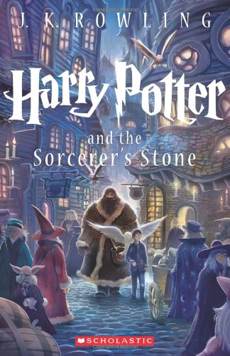 Harry Potter and the Sorcerer's Stone Book 1