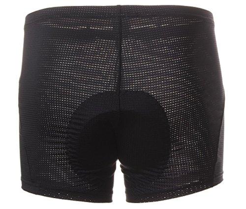 4ucycling 3D gepolstert Radsportbekleidung hautfreundliche Shorts - 2