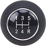 Bingohobby Pomos de palanca de cambios Car Gear Knob Universal de 5 velocidades de palanca de cambios