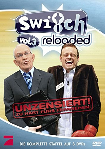 Switch reloaded Vol. 3 (3 DVDs) [Director's Cut] -