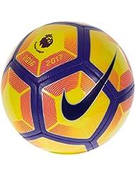 Nike Skills Pl Balón, Unisex adulto, Amarillo (Yellow / Purple / Black), 1