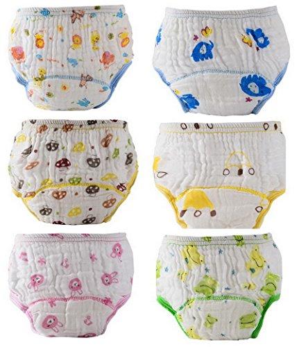 evedaily plástico pañales para bebé niño niña elatisch Lavado Bar pañales para bebé (0-18meses Talla:L