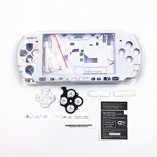 Ersatz-Gehäuse/Hülle mit Tasten-Set für Sony-30023001PSP3000PSP 300030033004 (Psp Sony 3001)