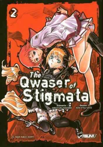 Qwaser of Stigmata Vol.2