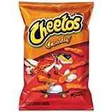 CHEETOS Crunchy Cheese - Large / Grande - 226g / 8oz