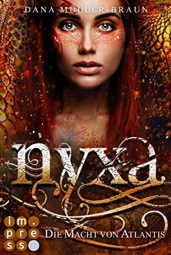 Nyxa 2: Die Macht von Atlantis (Mädchen, Roten Kleid)