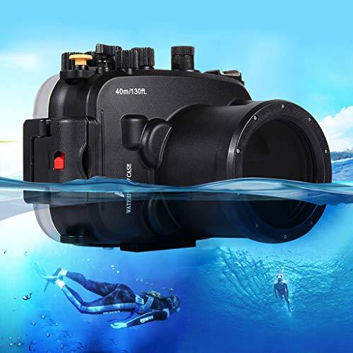 fang FANS für Sony A7 A7S A7R Kamera 40 Meter wasserdichtes Gehäuse Fall,Wasserdichter Packsack wasserdichte Tasche,Schutzhülle Unterwasser Abdeckung Fall Schnorcheln Wasserdichtes (A7 A7S A7R) (Sony Tasche A7r Kamera)