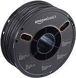 AmazonBasics - ABS 3D-Drucker Filament, 1,75 mm, 5 verschiedene Farben, 1 kg pro Spule, 5 Spulen