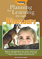 Planning for Learning Through Dinosaurs