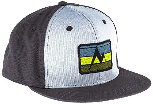marmot-origins-cap-cappello-uomo-origins-cap-sunrise-dark-charcoal-taglia-unica
