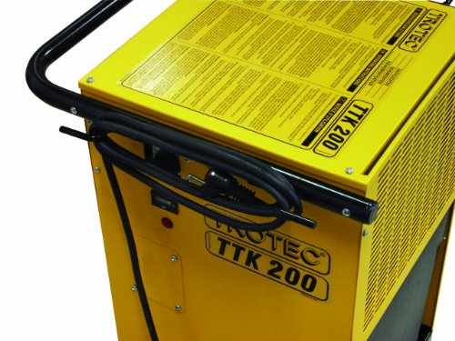 Trotec Bautrockner TTK 200