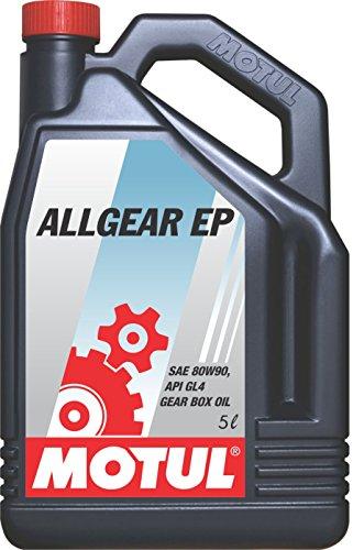 Motul All Gear EP 80W90 Gear Oil for Cars (5 L)