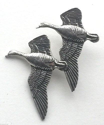 uccelli-motivo-oche-che-volano-realizzato-a-mano-in-uk-pewter-lapel-pin-badge