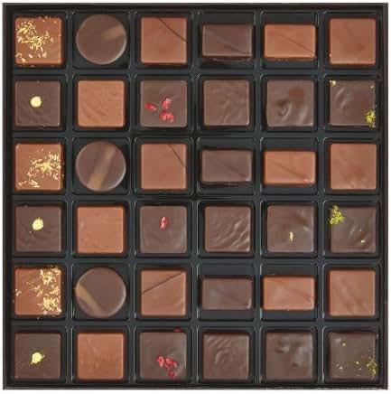 Fauchon - Ecrin de 36 chocolats fins
