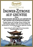 Ronnefeldt - Ingwer-Zitrone auf Grüntee - Grüner Tee - 100g