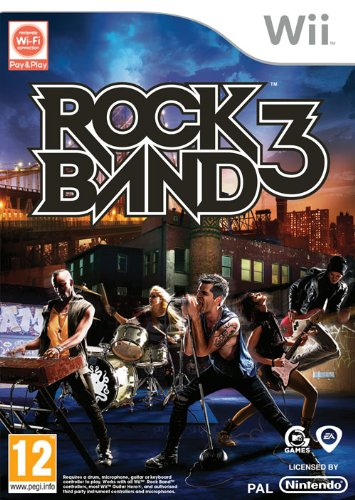 Rockband 3 (wii)