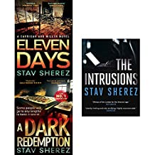 Carrigan & Miller series Stav Sherez 3 Books Collection Set