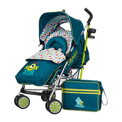 Inc Monsters Baby (Disney Buggy Bundle – Monsters)